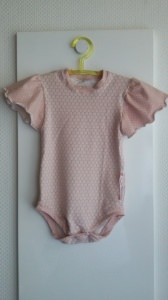 Body mal anders, Gr.92 f. Mädchen - Jersey - SALE - Handmade