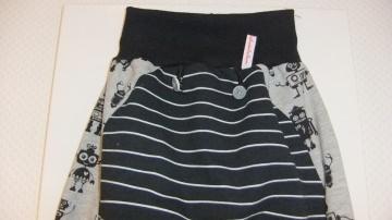 Pumphose,lang, Gr.110 - Jersey - Handmade