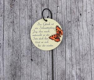 Blumenstecker **Poesie14** von ZWEIFARBIG Kleiner Fuchs homedeko Geschenk Dekoration Blumenschmuck Geburtstag Tischdeko - Handarbeit kaufen