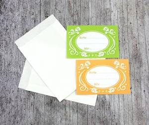 Etiketten Nostalgie von ZWEIFARBIG mit Samentütchen 10er Set Saatgut Aufbewahrung Garten eigenes Saatgut Aufkleber Sticker Papiertüte