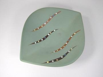 Vintage Schale 50er Jahre Design Keramik Dekoschale Mid Century