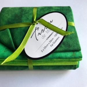 Tissu de Marie Fat Quarter - grün - Handarbeit kaufen