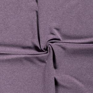 Stoff  French Terry altrosa-flieder - Sweatshirtstoff - Handarbeit kaufen