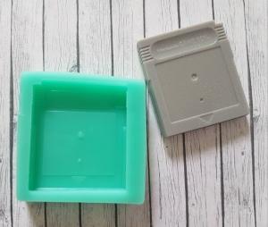 Resin Silikonform Gameboy Cartridge Gameboy Modul - Handarbeit kaufen