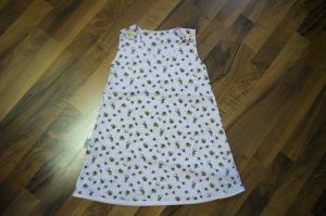 ★Süßes Sommerkleid ★Trägerkleid★Bienchen★ Rosa★ 92/98 ★ - Handarbeit kaufen