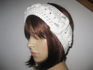 Stirnband, größenverstellbar, Ohrwärmer, Haarband