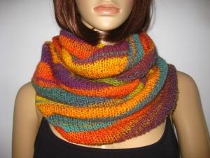 Schlauchschal, Schal, Loop, gestrickt, in tollen Farben