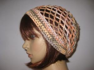Mütze, Beanie, Sommer-Mütze in tollen Farben