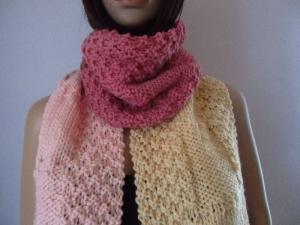 Extralanger Schal aus weicher Wolle, XL-Schal - Handarbeit kaufen