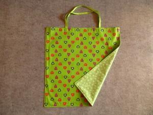Einkaufstasche, Einkaufbeutel, Baumwolltasche, Beutel, Tasche - Handarbeit kaufen