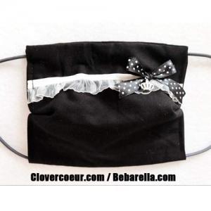 Mundbedeckung Gesichtsmaske Maske Gesicht Mund Öko-tex 100% Baumwolle Mundmaske Handmade Behelfsbedeckung Behelfsmaske