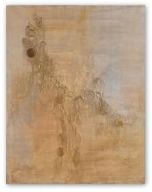 Gemälde mit Calcit