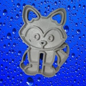 Keksausstecher Fuchs - Handarbeit kaufen