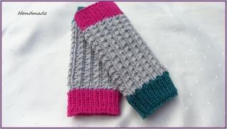 Strickstulpen Beinstulpen, Babystulpen, handgestrickt, Schurwolle - Handarbeit kaufen