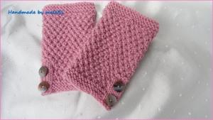 Strickstulpen,  Beinstulpen, Baby-Stulpen aus Wolle (Merino) - Handarbeit kaufen