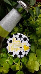 Flaschenöffner Fußball Bier Männer