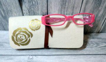 Brillenetui Brillentasche Brillenhülle Lesebrille Sonnenbrille Brille