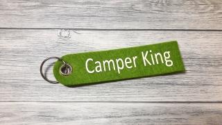 Camper King Schlüsselanhänger