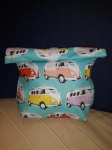 Lunchbag, Frühstückshüter, Brotdose, VW Bus,