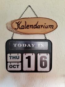 Ewiger Kalender , Kalendarium