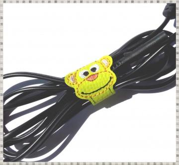 Kabelhalter ♥ Kabelbinder ♥ Affe