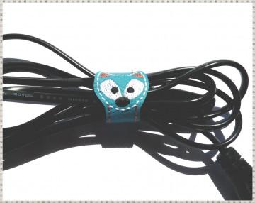 Kabelhalter ♥ Kabelbinder ♥ Fuchs