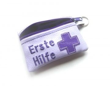Täschchen - Schlüssel Etui - Notfalltasche - Erste Hilfe Tasche