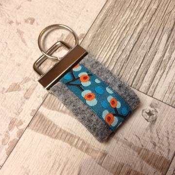 Schlüsselanhänger aus Filz