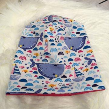 Mütze Beanie für Kinder in Wunschgröße