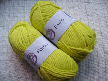 Strickgarn Paula Fb. 4, Handstrickgarn, dicke Wolle, Nadelstärke 7-8       - Handarbeit kaufen