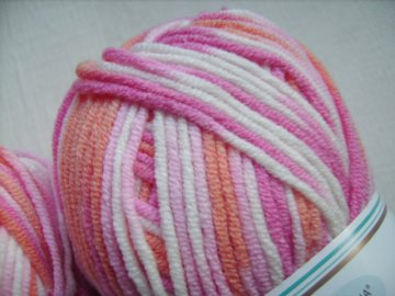 Strickgarn Cotton soft color Fb. 168, Baumwolle-mischgarn, Nadelstärke 3-4             - Handarbeit kaufen