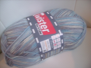 Sockenwolle Soxs4color Fb. 782, musterbildend, 4-fach