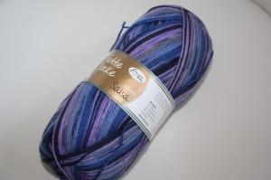 Sockenwolle 150gr. Flotte Socke Salsa Fb. 7021, 6-fädig, musterbildend           - Handarbeit kaufen