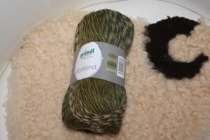 Strickgarn Scotland Fb. 11, farbverlaufend, Wollgemisch      - Handarbeit kaufen