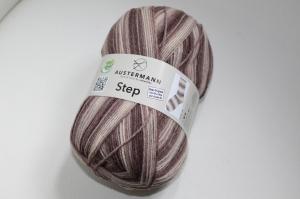 Sockenwolle Austermann Step 4 Holiday Fb. 198, farbverlaufend, musterbildend, 4-fach, EXP              - Handarbeit kaufen