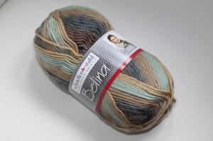 Strickgarn Belina Fb. 3, farbverlaufend, Wollgemisch               - Handarbeit kaufen