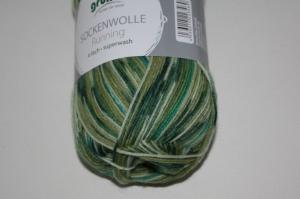 Sockenwolle Running Fb. 1, musterbildend      - Handarbeit kaufen
