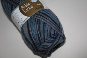 Sockenwolle 150gr. Flotte Socke Aurelia Fb. 7074, 6-fädig, streifenbildend        - Handarbeit kaufen