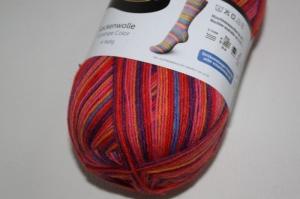 Sockenwolle  Schachenmayr  Fun stripe color Fb. 3725, streifenbildend, 4-fach      - Handarbeit kaufen