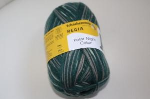 Sockenwolle  Schachenmayr  Regia Polar Night color Fb. 9013, streifenbildend, 4-fach       - Handarbeit kaufen