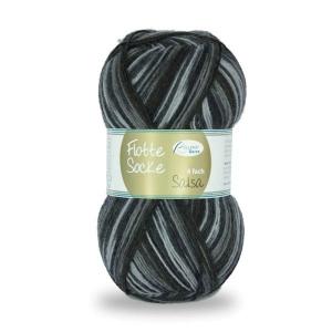 Sockenwolle Flotte Socke Salsa Fb. 1280, 4-fädig, musterbildend             - Handarbeit kaufen