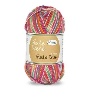 Sockenwolle Flotte Socke Frische Brise Fb. 1444, 4-fädig, musterbildend            - Handarbeit kaufen