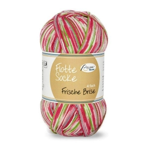 Sockenwolle Flotte Socke Frische Brise Fb. 1446, 4-fädig, musterbildend           - Handarbeit kaufen