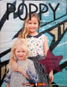 Schnittmusterheft Poppy | ed 10