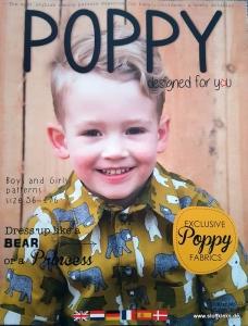 Schnittmusterheft Poppy | ed 11