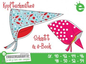 eBook / Schnittmuster Kopftuchmütze Gr. 40-54