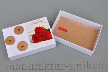 3. Hochzeitstag - Lederhochzeit - Geldgeschenk  (Kopie id: 30832)