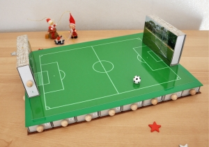 Adventskalender - Fußball - zum selbst befüllen - Sport