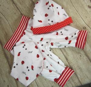niedliches Babyset 3-teilig  ♥    - Handarbeit kaufen