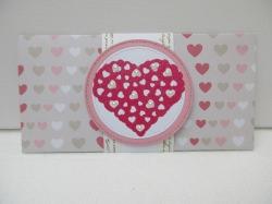 Handgemachte Karte für Hochzeit ,Muttertag od. Geburtstag